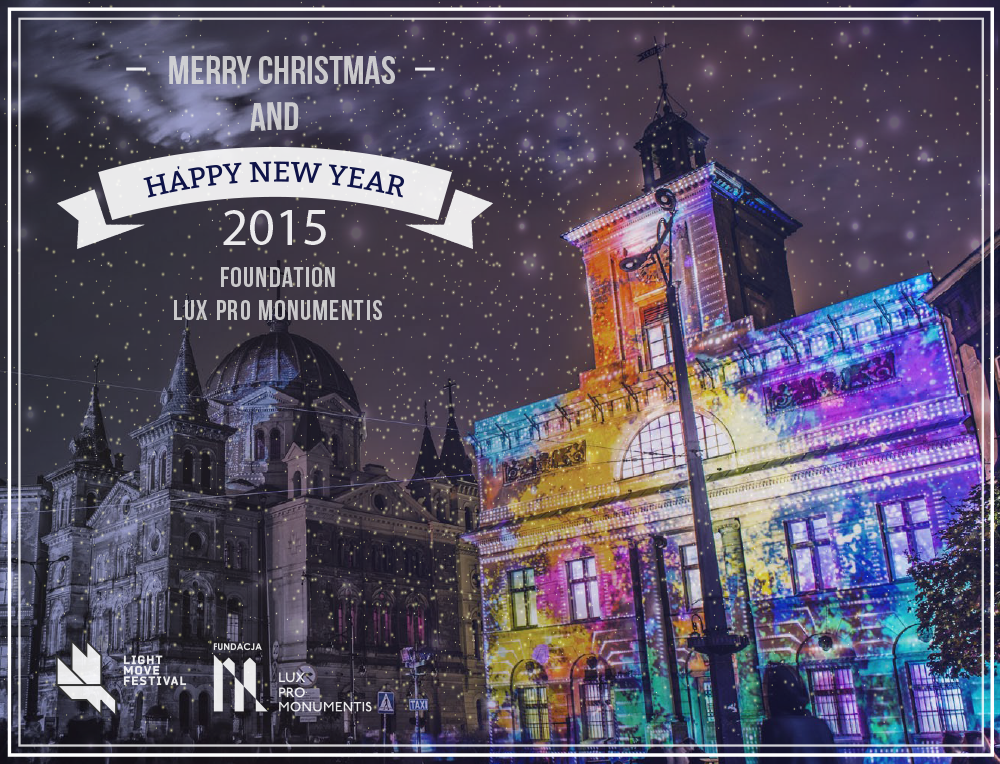 CHRISTMAS WISHES -FOUNDATION LUX PRO MONUMENTIS